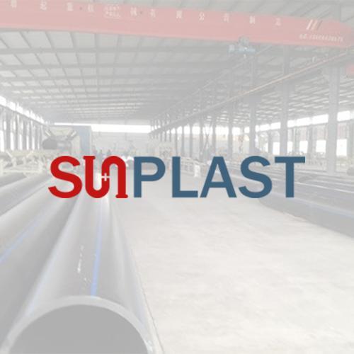 Ανοξείδωτο σωλήνα HDPE με σωλήνα ηλεκτροσύνθεσης για παροχή νερού
