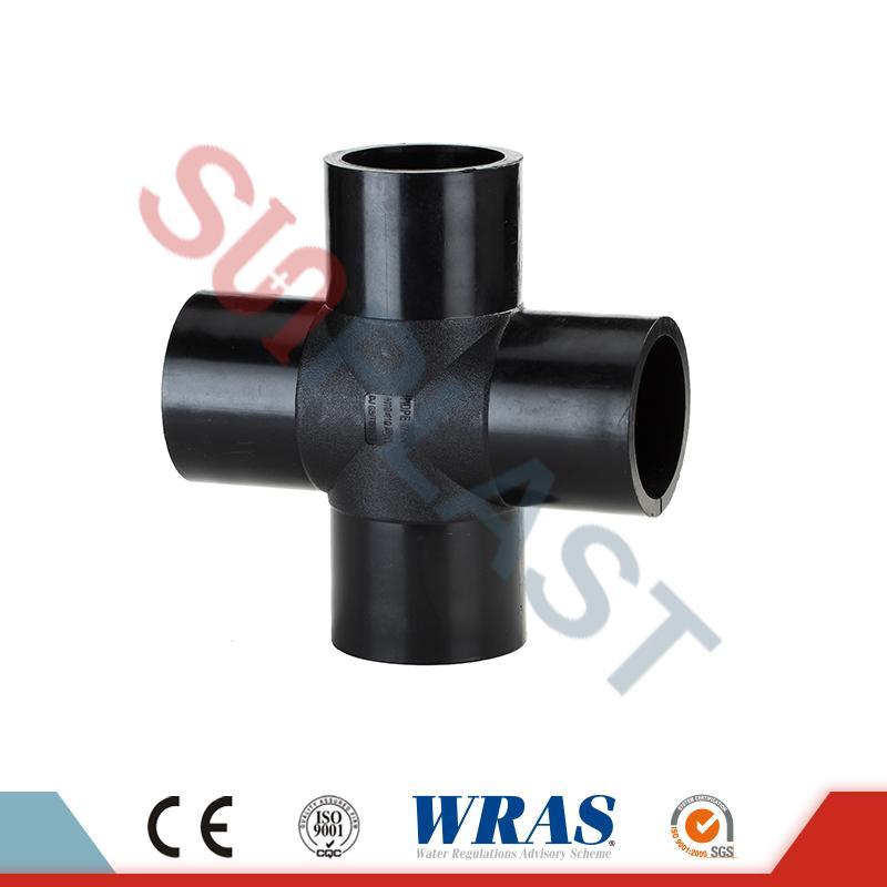 Σύνδεσμοι διασταυρώσεων HDPE Butt Fusion