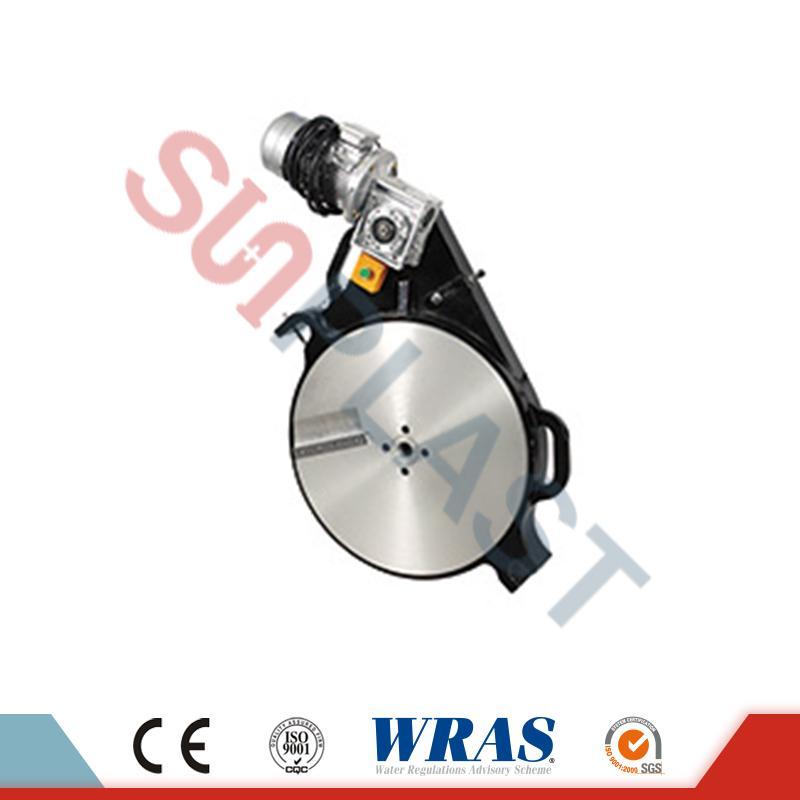 160-315 χιλιοστά υδραυλική συγκόλληση συγκόλλησης Butt μηχάνημα για σωλήνα HDPE