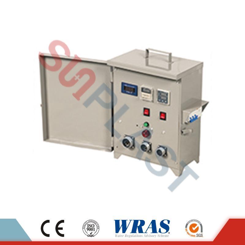 800-1200 χιλιοστά υδραυλική συγκόλληση συγκόλλησης Butt μηχάνημα για σωλήνα HDPE